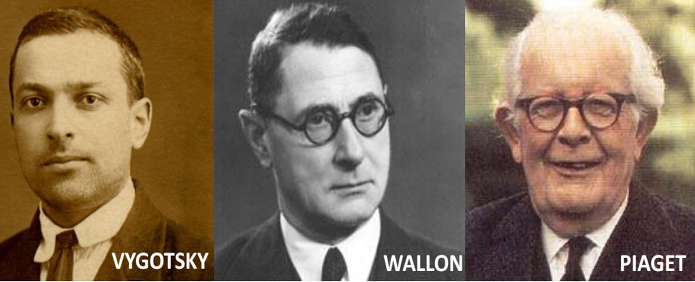 Concepções de aprendizagem de Piaget, Vygotsky e Wallon