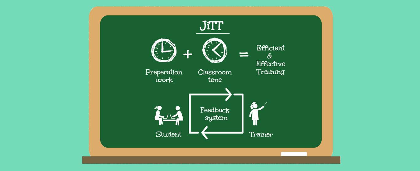 Metodologias ativas: Just-in-Time Teaching – JiTT